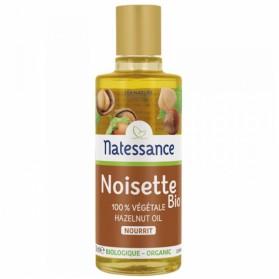 NATESSANCE HUILE DE NOISETTE BIO 100 ML