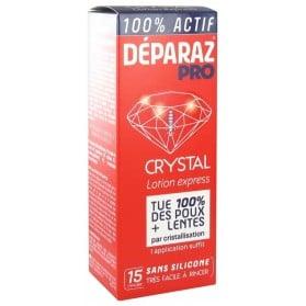 DEPARAZ-PRO CRYSTAL A/POUX 100ML