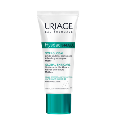 URIAGE HYSEAC Soin Global 3-Regul 40 ml