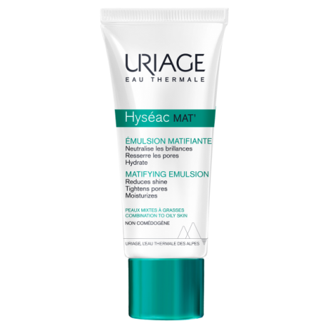 Uriage Hyseac Mat' soin matifiant 40ml