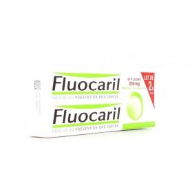 FLUOCARIL Bi-Fluoré Pâte Dentifrice 250 mg 2x75ml
