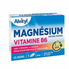 ALVITYL MAGNESIUM VITAMINE B6 45 COMPRIMES