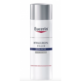 Eucerin Hyaluron Filler Extra Riche Nuit 50ml