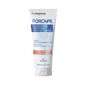 FORCAPIL SHAMPOOING FORTIFIANT KERATINE 200ML