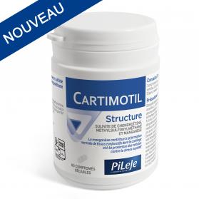 PILEJE CARTIMOTIL STRUCTURE 60 COMPRIMES SECABLES