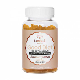 LASHILE BEAUT Good Diet 60 gummies