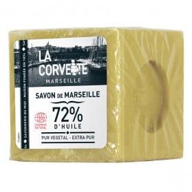 LA CORVETTE Savon de Marseille Extra Pur linge sous film 300g