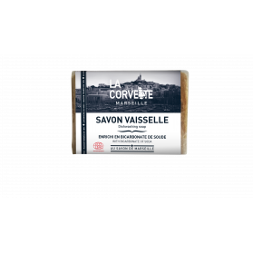 LA CORVETTE Savon vaisselle écologique 200g