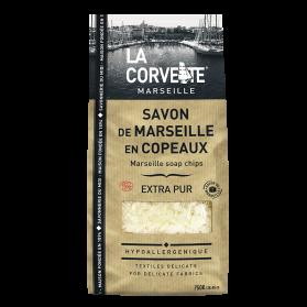 LA CORVETTE Copeaux de Savon de Marseille Extra Pur 750g