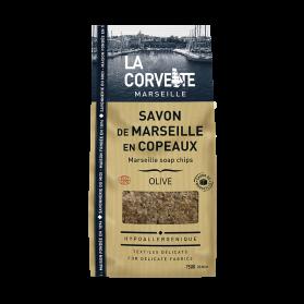 LA CORVETTE SAVON MARS COPEAUX 750G