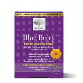 NEW NORDIC BLUE BERRY CPR 120+20 comprimés
