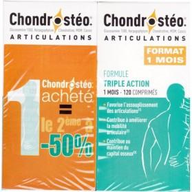 Chondrostéo Articulations 2 boites de 120 comprimés