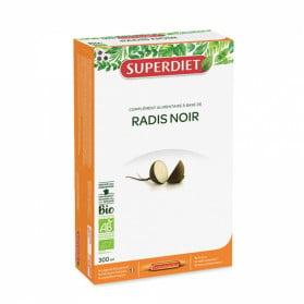 Super Diet Radis Noir Bio 20 Ampoules