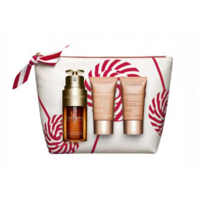 CLARINS COFFRET NOEL DOUBLE SERUM & EXTRA-FIRMING