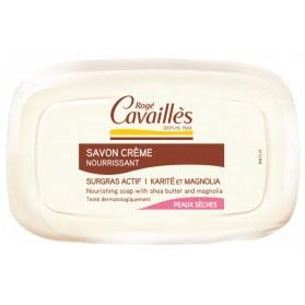 ROGÉ CAVAILLÈS SAVON CRÈME BEURRE DE KARITÉ ET MAGNOLIA 115 G