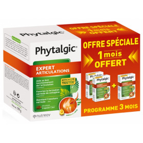 NUTREOV PHYTALGIC EXPERT ARTICULATIONS 270 CAPSULES OFFRE SPÉCIALE
