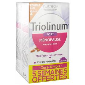 NUTREOV TRIOLINUM FORT LOT DE 2 X 60 CAPSULES