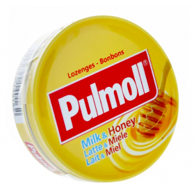 PULMOLL LAIT MIEL 75g