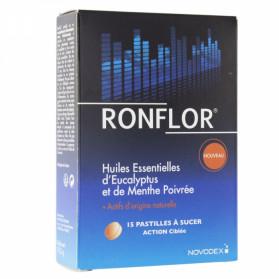 RONFLOR ANTI-RONFLEMENT 15 PASTILLES