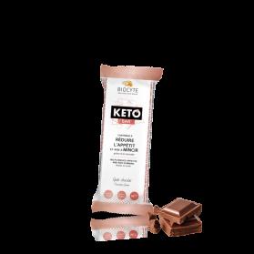 BIOCYTE KETO CHOCO NOIR BARRE 35 G