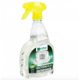 BACTOPLIN PLUS SPRAY SURFACES 750ML