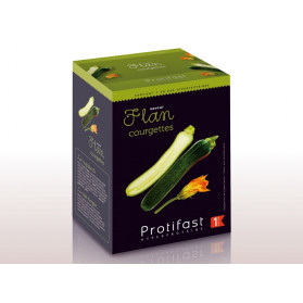 PROTIFAST FLAN COURGETTE 7 SACHETS