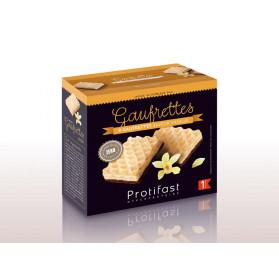 PROTIFAST GAUFRETTES VANILLE X 8 GAUFRETTES