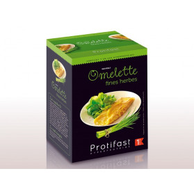 PROTIFAST OMELETTE FINES HERBES 7 SACHETS
