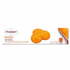 PROTIBIS GALETTES HYPERPROTEINEES X16 - NATURE
