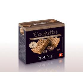 PROTIFAST GAUFRETTES CAFÉ-MOKA PHASE 1 8 Gauffrettes