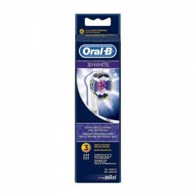 ORAL-B 3D WHITE BROSSETTES POUR BROSSE A DENTS ELECTRIQUE X3