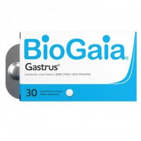 BIOGAIA GASTRUS 30 COMPRIMES