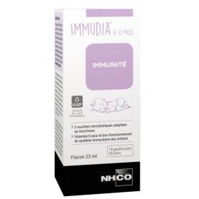 NHCO IMMUDIA Immunité 0-12 mois 23ml