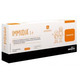 NHCO IMMUDIA 3+ Immunité 30 comprimés