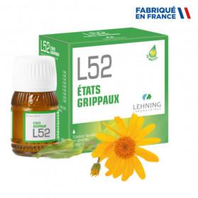 LEHNING L52 ETATS GRIPPAUX 30ML