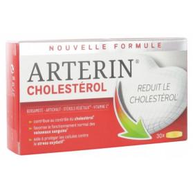 ARTERIN CHOLESTEROL 30 COMPRIMES