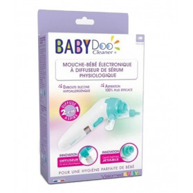 BABYDOO MOUCHE BEBE MX6 ONE ELECTRONIQUE A DIFFUSEUR DE SERUM PHYSIOLOGIQUE