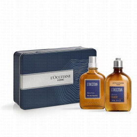 L'OCCITANE COFFRET HOMME L'AUTHENTIQUE - AROMATIQUE