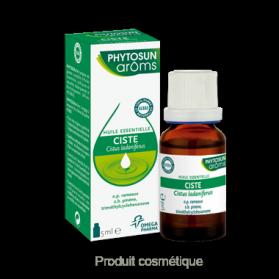 PHYTOSUN Aroms Huile Essentielle de Ciste 5ml