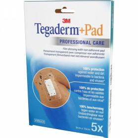 TEGADERM+ PAD PANS STE 9X10C