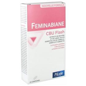 PILEJE FEMINABIANE CBU FLASH 20 comprimés