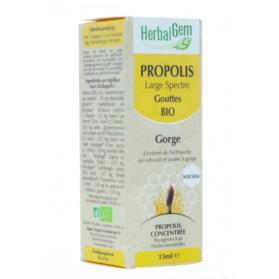 HerbalGem Propolis bio 15ml