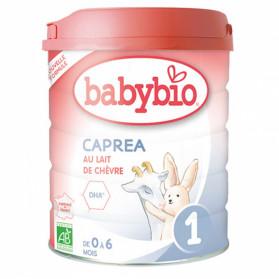 BABYBIO CAPREA 1er Age 0 à 6 mois LAIT BIO 800G