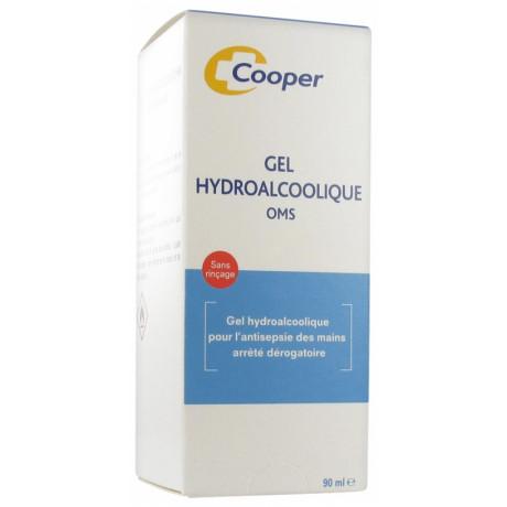 COOPER GEL HYDROALCOOLIQUE 90 ML
