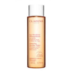 CLARINS EAU MICELLAIRE DEMAQUILLANTE 200ML