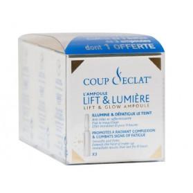 Coup d'Eclat 2 x 3 Ampoules Lifting + Bracelet étincelant en Cadeau