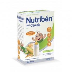 NUTRIBEN premières céréales sans gluten 300g