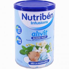 NUTRIBEN ALIVIT BONNE NUIT INFUSION 150G