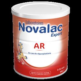 NOVALAC EXPERT AR 0-36 mois LAIT POUDRE 800G