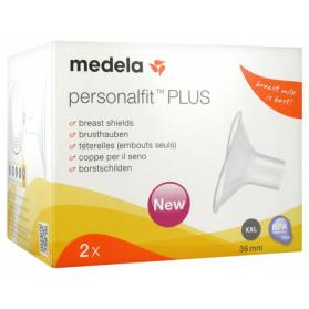 MEDELA PERSONALFIT PLUS 2 TÉTERELLES - TAILLE : TAILLE XL 2